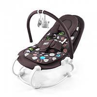 Детский шезлонг  Baby  TILLY BT-BB-0004 коричневый