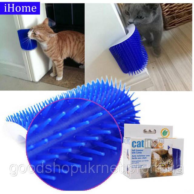 Catit Self Groomer - щетка для самогруминга кошек, фото 1