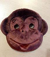 Маска карнавальная Bonita детская Обезьянка темно-коричневая