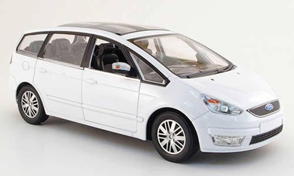 Лобовое стекло Ford Galaxy (2006-), фото 1