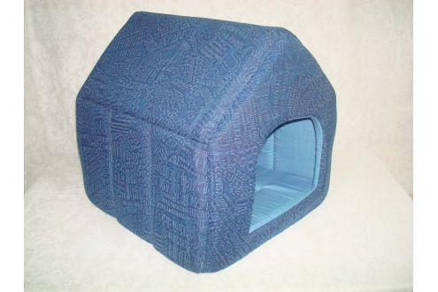Домик для котов и собак Джинс №0