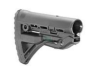 Приклад Fab Defense GL-SHOCK с компенсатором отдачи