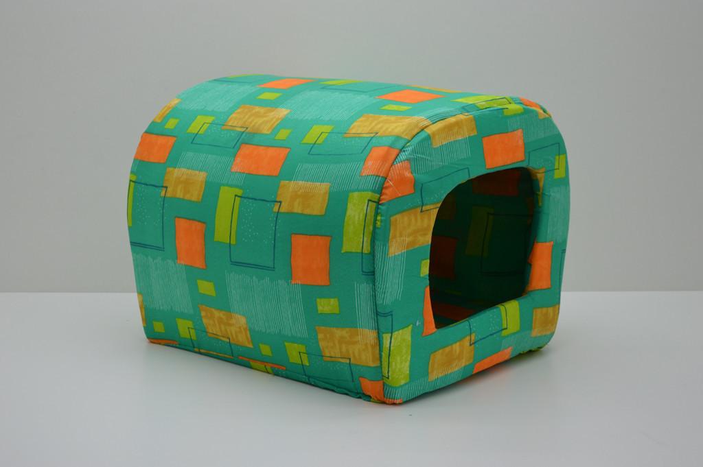 Будка туннель для собак и котов Стандарт №0 250х300х255
