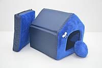 Домик для котов и собак Мех-2 №2 345х390х385