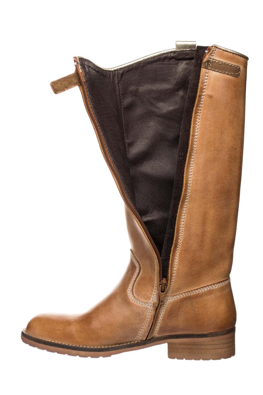 ... ✳️Чоботи hip star 37 (ботинки женские сапоги кожаные демисезонная обувь),  ... 58ce436df5a