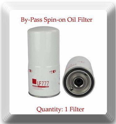 FLT LF 777 фильтр масляный