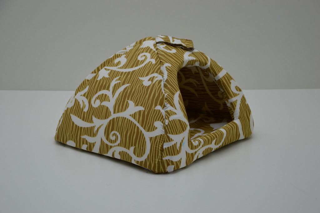 Домик юрта для котов и собак Стандарт №2 460х460х350