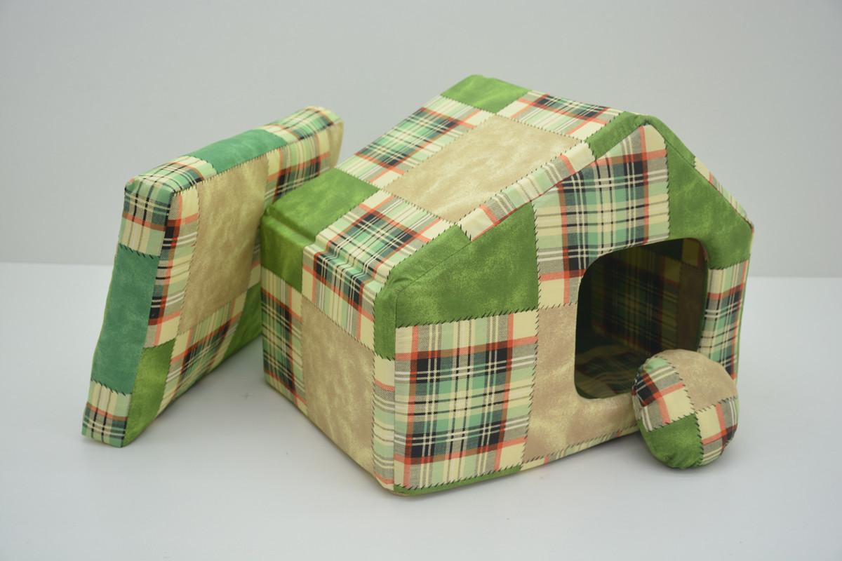 Домик для собак и котов Класик №3 385х580х430
