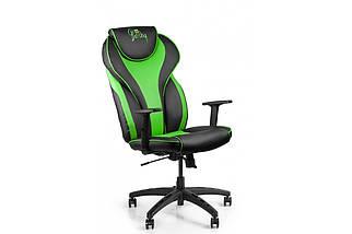 Игровое кресло Barsky Sport Drive Green Syncro BSDsyn-01