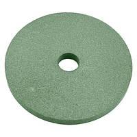 Круг керамика ЗАК - 175 х 20 х 32 мм (64С F80) зеленый