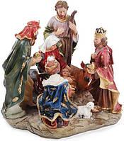 Рождественская декоративная фигурка Вертеп 36 см (psg BD-803-127) 5a73654e0baa8