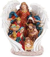Рождественская декоративная фигурка Вертеп 21 см (psg BD-803-128) 4f39702e41614
