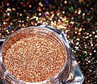 Пігмент галографічний колір золото - 30 гр, фото 6