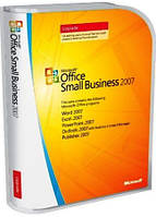 Microsoft Office Small Business 2007 Win32 Russian BOX (W87-01094)