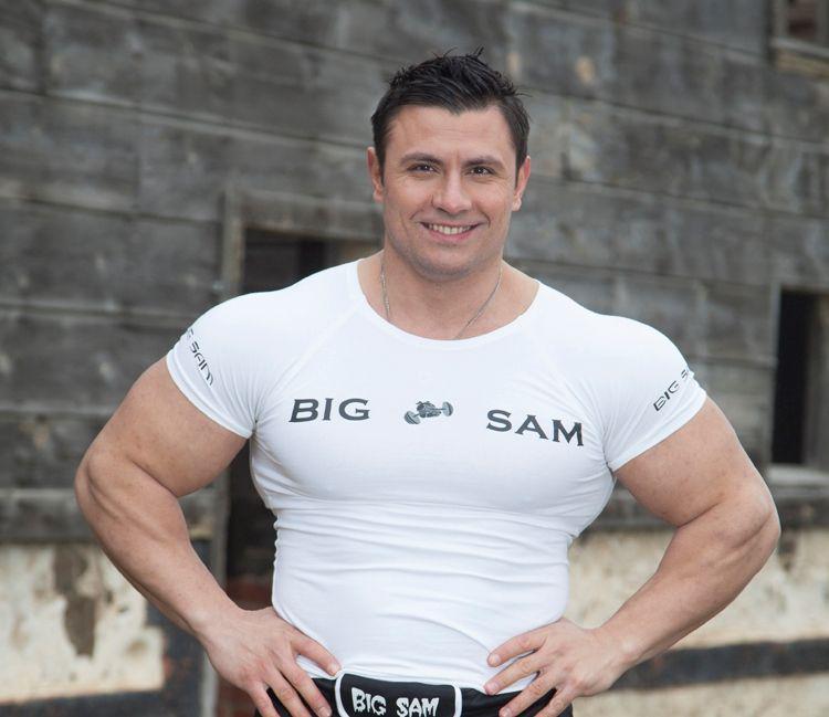 Футболка Big Sam 2795