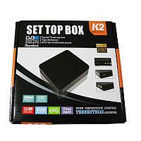 Цифровой тюнер SET TOP BOX K2 mini DVB-T2