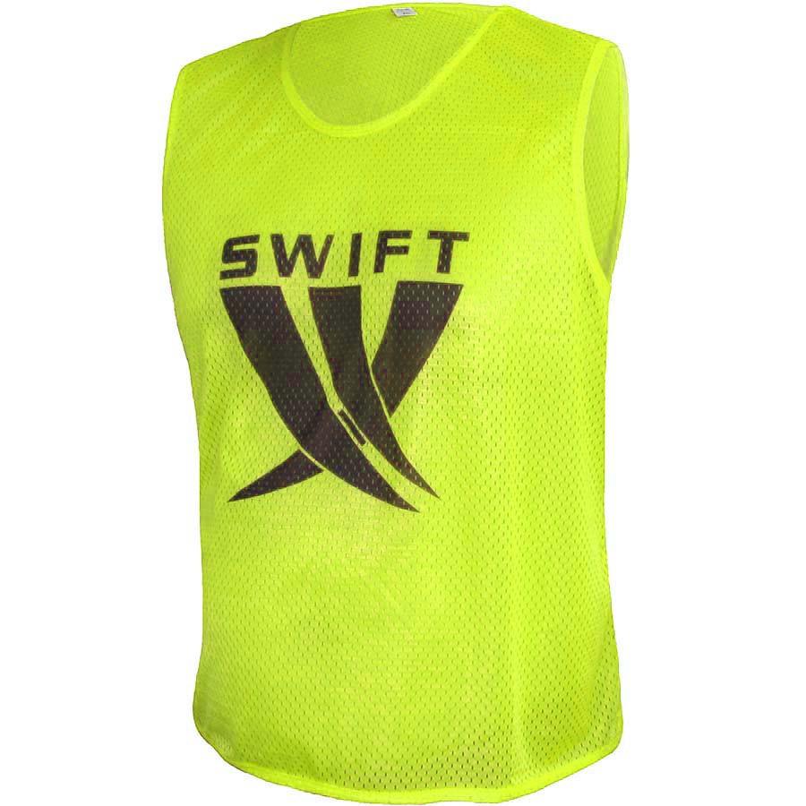 Манишка тренировочная Swift Training Bib Лимонная