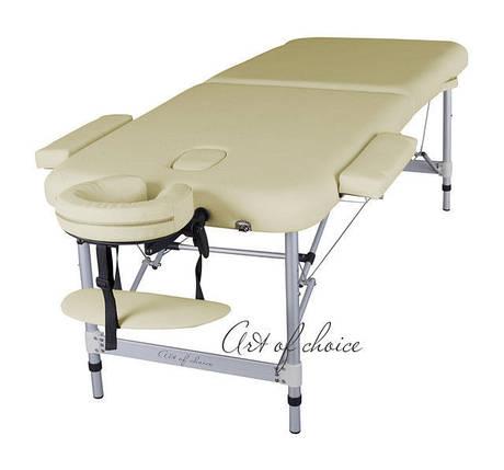 Алюминиевый массажный стол Art of Choice BOY, фото 2