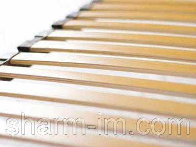 Ламели для детских кроваток 900х38х8 мм с креплениями Береза