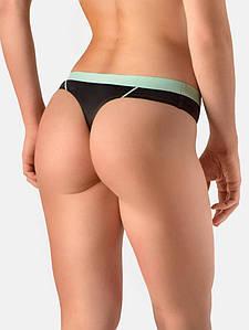 Спортивные трусы Peresvit Performance Women's Thongs Graphite - Mint