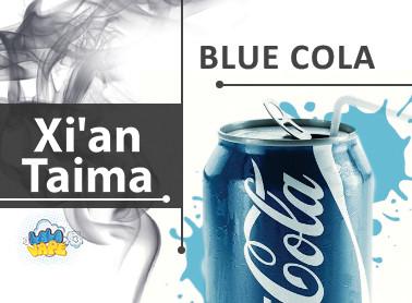 Ароматизатор Xi'an Taima Blue Cola (Синяя кола)