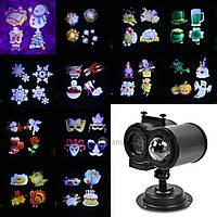 Лампа для проектора с водной подсветкой для домашнего праздника, фото 1
