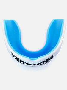 Капа Peresvit Protector Mouthguard White-Blue