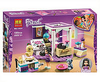 "Конструктор Bela 11031 (Аналог Lego Friends 41342) ""Роскошная комната Эммы"" 185 деталей"