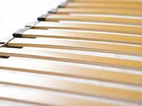 Ламели для детских кроваток 800х38х8 мм с креплениями