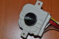 Таймер для стиральной машинки полуавтомат Saturn одинарный квадратный на 6 проводов.Оригинал.