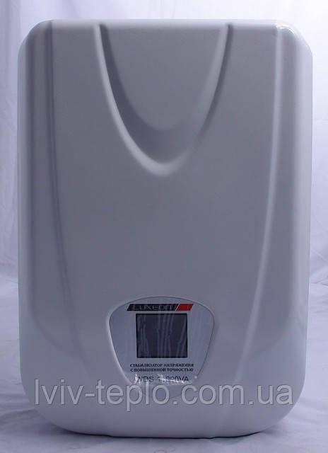 Стабілізатор напруги Luxeon WDS-10000VA Servo