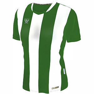 Футболка футбольна SWIFT PESCADO COOLTECH Зелено-біла