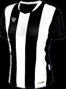 Футболка футбольна Swift PESCADO CoolTech (білий/чорний)