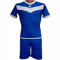Комплект детской футбольной формы SWIFT IDEA 26 TACTEL Сине-белая 6fbfc235f1e
