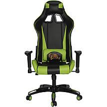 Кресло геймерское Barsky Sportdrive Game Green SD-10, фото 2