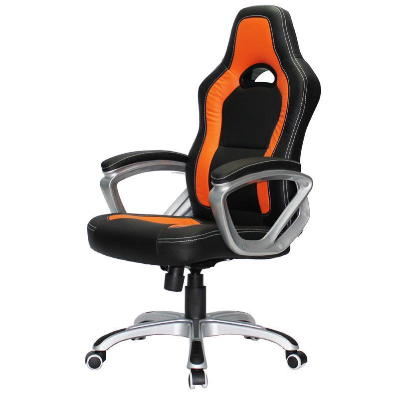 Кресло игровое Barsky Sportdrive Orange SD-14