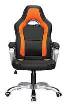 Кресло игровое Barsky Sportdrive Orange SD-14, фото 2