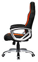 Кресло игровое Barsky Sportdrive Orange SD-14, фото 3