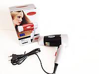 Фен для волос портативный Wimpex WX-1302, фото 1