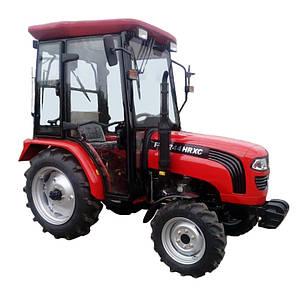 Трактор Foton FT244HRXС в сборе