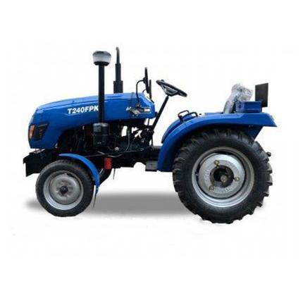 Трактор минитрактор дизельный Xingtai T240 FPK (24 л.с.), фото 2