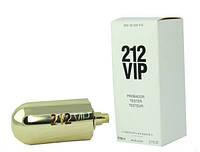 Тестер. Женская парфюмированная вода Carolina Herrera 212 VIP Каролина Эррера 212 ВИП 80 мл