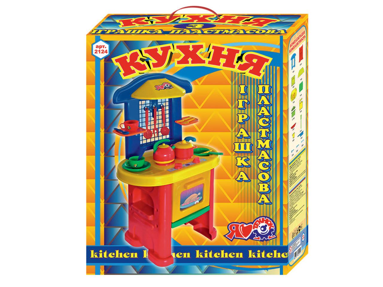 Кухня - 3 2124 Технокомп