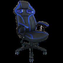 Рабочая станция (кресло и стол) Barsky Homework Blue HG-01/SD-06, фото 3