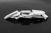 Биокамин Archikart 90x40 см, коричневый, полный комплект, фото 4