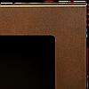 Биокамин Archikart 90x40 см, коричневый, полный комплект, фото 5