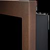Биокамин Archikart 90x40 см, коричневый, полный комплект, фото 6