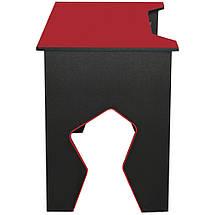Геймерский набор кресло и стул Barsky Homework  Red  HG-02/SD-08, фото 3