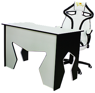 Набор кресло и стол Barsky Homework White HG-03/SD-07