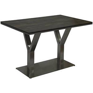 Дизайнерский стол Barsky Mass Shine мангровое дерево 1200*800 BMS-01